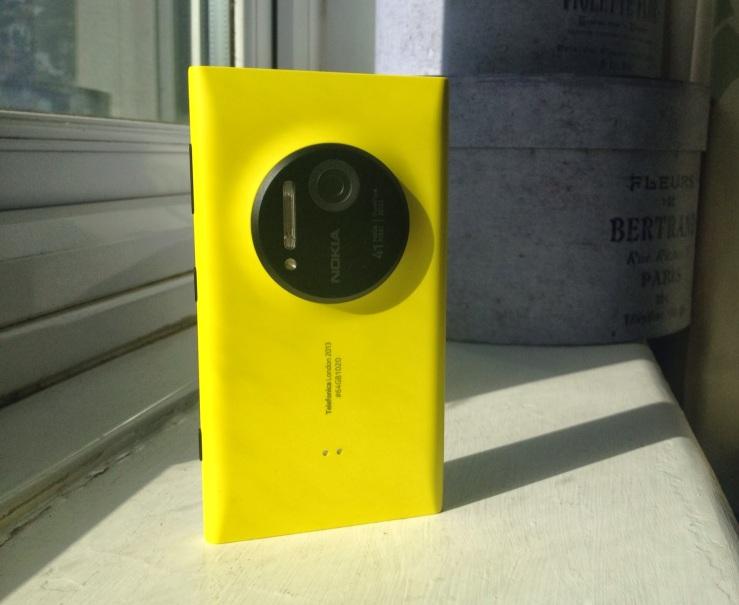Nokia Lumia 1020 Review Image 1